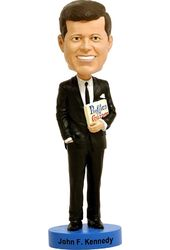 John F. Kennedy - Bobble Head