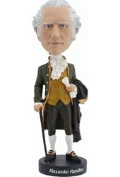 Alexander Hamilton - Bobble Head