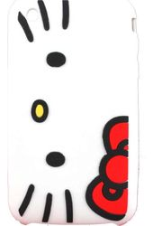 Hello Kitty - iPhone 3G/3GS Silicone Case