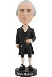 James Madison - Bobble Head