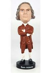 Samuel Adams - Bobble Head
