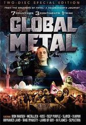 Global Metal (2-DVD)