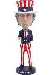 Uncle Sam - Bobble Head