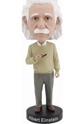 Albert Einstein - Bobble Head