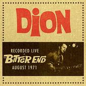 Recorded Live at the Bitter End August 1971