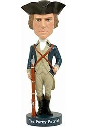 Tea Party Patriot - Bobble Head