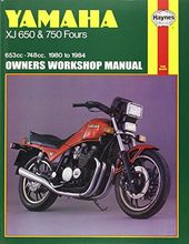 Yamaha Xj 650 and Xj 750 Fours Owners Workshop