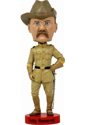Teddy Roosevelt - Bobble Head