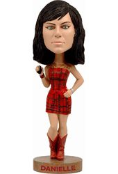 American Pickers - Danielle Bobble Head