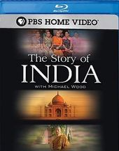 The Story of India (Blu-ray, 2-Disc Set)