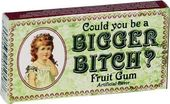 Funny Gum - Could You Be a Bigger Bitch? Fruit Gum