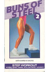 Buns of Steel 2: Step Workout