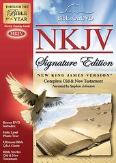 New King James Version® Bibles On DVD Signature