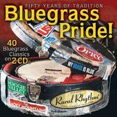 Bluegrass Pride!: 40 Bluegrass Classics (2-CD)