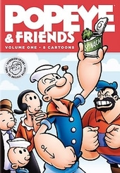 Popeye & Friends - Volume 1