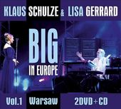 Big in Europe 1 (CD + 2-DVD)