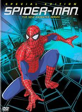Spider-Man: The New Animated Series (2-DVD,