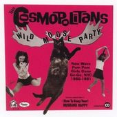 Wild Moose Party: Pom Pom Girls Gone New Wave NYC