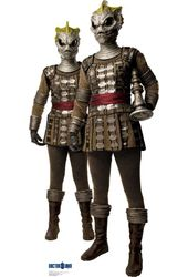 Doctor Who - 2 Silurians - Life Size Cardboard