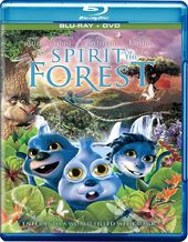 Spirit of the Forest (Single-Disc Blu-ray/DVD