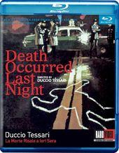 Death Occurred Last Night (Blu-ray)