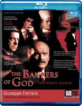 The Bankers of God: The Calvi Affair (Blu-ray)