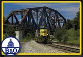 Trains - B&O: Sand Patch, Part 2 - West Slope