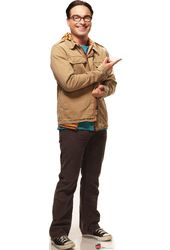 Big Bang Theory - Leonard - Cardboard Cutout