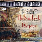The Sea Hawk / Deception (2-CD) (Original Scores)