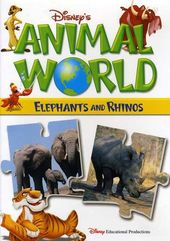 Disney's Animal World: Elephants and Rhinos