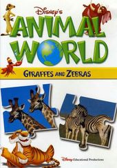 Disney's Animal World: Giraffes and Zebras