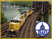 Trains - B&O: Sand Patch, Part 3 - West Keystone
