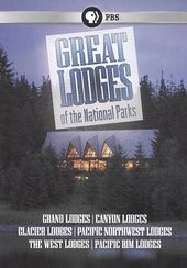 Great Lodges of the National Parks (3-DVD)