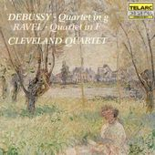 Debussy: Quartet In G Major & Ravel: Quartet In F