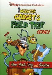 Inspector Gadget's Field Trip Series: NYC & Boston