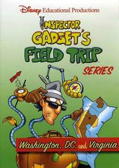 Inspector Gadget's Field Trip Series: Washington