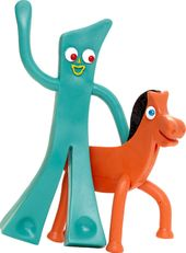Gumby - Original 50s Gumby & Pokey Bendable