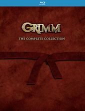 Grimm - Complete Collection (Blu-ray)
