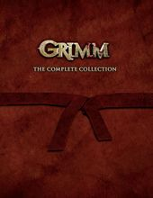 Grimm - Complete Collection (29-DVD)
