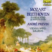 Mozart & Beethoven: Piano & Wind Quintets in E