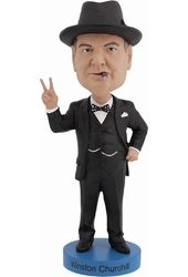 Winston Churchill - Bobble Head