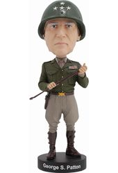General George S. Patton - Bobble Head