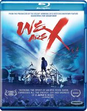 We Are X (Blu-ray)