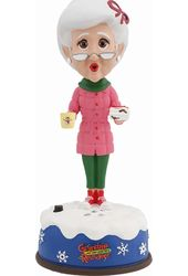 Grandma Got Run Over By A Reindeer - Bobble Head