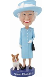 Queen Elizabeth II - Bobble Head