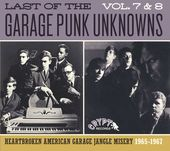 Last of the Garage Punk Unknowns, Volume 7-8