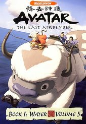 Avatar: The Last Airbender - Book 1: Water,