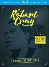 Robert Cray - 4 Nights of 40 Years Live (2-CD +