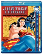 Justice League - Season 1 (Blu-ray)