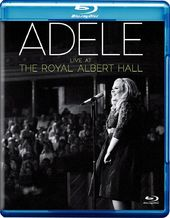 Adele: Live at the Royal Albert Hall (Blu-ray, CD)